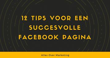 12 Facebook bedrijfspagina tips