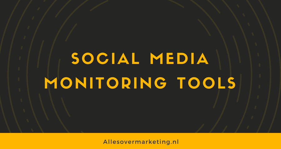 5 gratis social media monitoring tools
