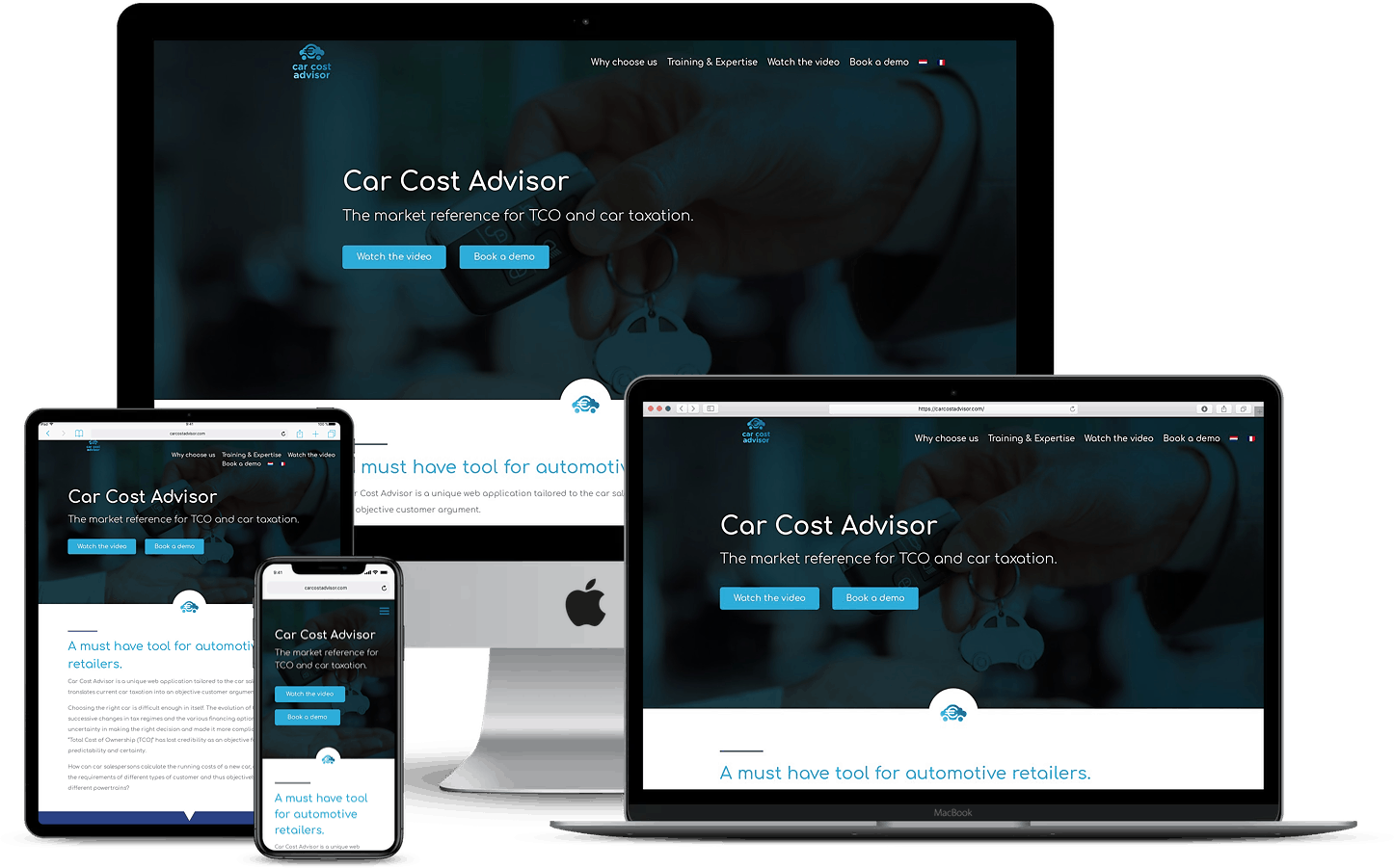 webdesign website laten bouwen